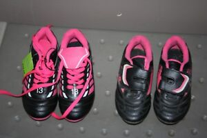 Brand New Girls Soccer Cleats Size 13 youth