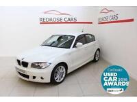 2011 61 BMW 1 SERIES 2.0 118D M SPORT 5D 141 BHP DIESEL
