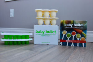 Baby Bullet Feeding Accessories