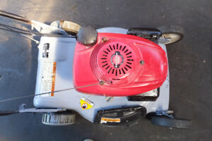 honda lawn mower self propelled