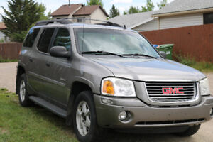Sold!!!GMC ENVOY XL 2006 WITH NEW SETS OF WINTER TIRES AND RIMS