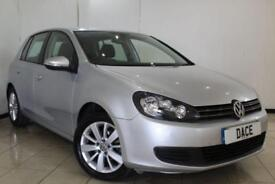 2011 61 VOLKSWAGEN GOLF 1.6 MATCH TDI BLUEMOTION TECHNOLOGY DSG 5DR AUTOMATIC 10