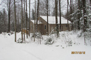 Private Countryside Cabin near Bancroft