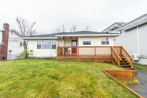 279 Newfoundland Drive - 5 Bedroom Bungalow