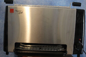 New Ronco Ready Grill