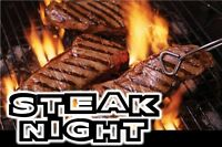 Fibromyalgia fundraiser Sutherland Bar Steak Night!