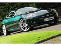 2008 Jaguar XK 4.2 V8 60 Coupe 2dr Petrol Automatic (269 g/km, 300 bhp)