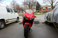 NEW PRICE!!! honda Cbr1000rr beautiful and clean