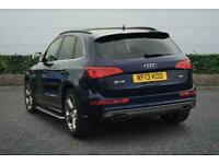 2013 Audi Q5 SQuattro 5dr Tip Auto Estate Automatic Estate Diesel Automatic