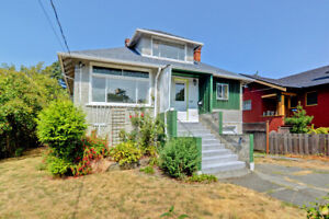 Character Home - Huge Potential for Renovations or Redevelopment