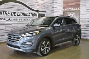 2017 Hyundai Tucson Se 1.6t Cuir+toit