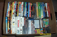 Lot of DVDs and boxed sets