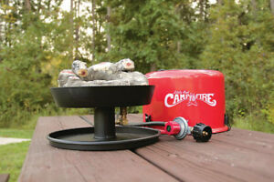 Big Red Campfire - NEW!!