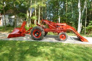 VA Case Tractor