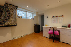 Huge, bright, renovated suite, 2 bedrooms available-Male prefer