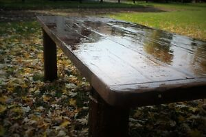 Hand-Crafted Harvest Table London Ontario image 2