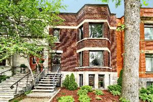 Grand condo 2 chambres/Large 2 bedroom condo Westmount