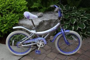 18 inch Girls Bike