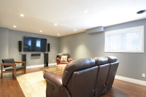 Furnished, All inclusive, Short Term, Laundry Service, Ancaster