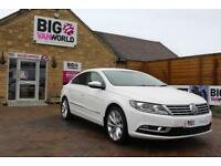 2013 VOLKSWAGEN CC GT TDI 138 BLUEMOTION TECHNOLOGY DSG COUPE DIESEL