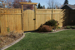 Bruce's Wood Fences & Decks:  Serving Ontario for over 20 years