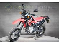 2015 15 HONDA CRF250M E-E 250CC 0% DEPOSIT FINANCE AVAILABLE