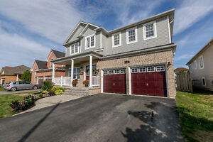 Just Listed! Absolutely stunning 4 bedroom home in Angus!