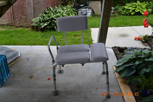 Transfer Bench / Plus Shower Seat