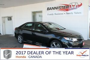 2012 Toyota Camry SE Leather Sunroof Alloys