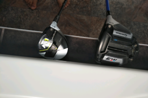 Taylormade M3 Driver and M1 wood