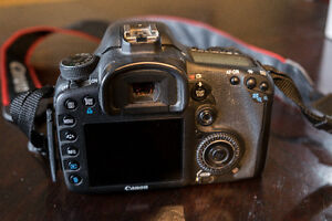 Canon 7d body with extras + flash Strathcona County Edmonton Area image 3