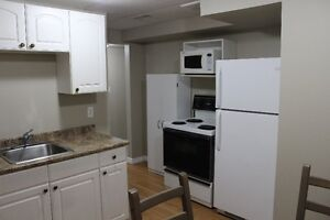 One Bedroom Quiet Country Basement Apartment