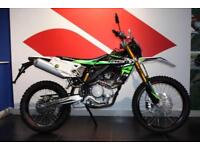 2017 RIEJU MARATHON 125 PRO ENDURO GREEN LIQUID COOLED MRT