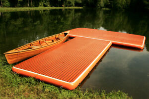 Inflatable Dock - Spring Sale Price