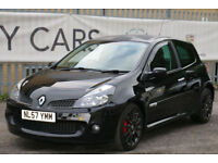 RENAULT CLIO RENAULTSPORT VVT F1 TEAM 2007 RARE AND COLLECTIBLE