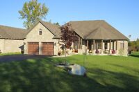 BEAUTIFUL HOME ON A 1/2 ACRE LOT IN DORCHESTER