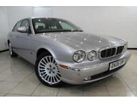 2006 06 JAGUAR XJ 2.7 TDVI SOVEREIGN 4DR AUTOMATIC 206 BHP DIESEL
