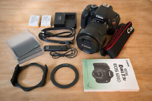 Canon - appareil réflex T3i