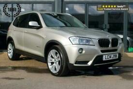 image for 2014 BMW X3 2.0 20d SE Auto xDrive 5dr SUV Diesel Automatic