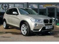 2014 BMW X3 2.0 20d SE Auto xDrive 5dr SUV Diesel Automatic