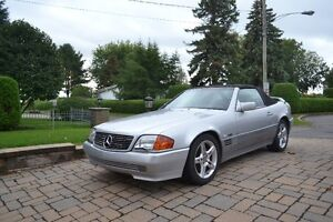 1995 Mercedes-Benz sl320