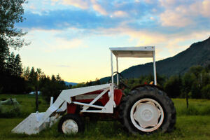 Good Haying Tractor For Sale!!!