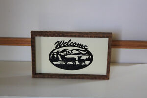 Hand Made Signs (Reclaimed and new Materials)