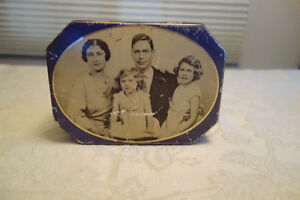 Portrait of King George VI Family
