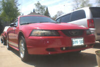 Fully Loaded 2002 Mustang Convertable
