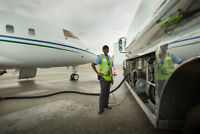 Part Time - Aircraft Fueler/Line Service Tech at YVR Airport!!!