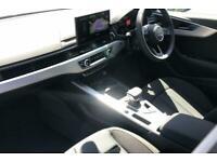 2021 Audi A4 Technik 35 TDI 163 PS S tronic Auto Saloon Diesel Automatic