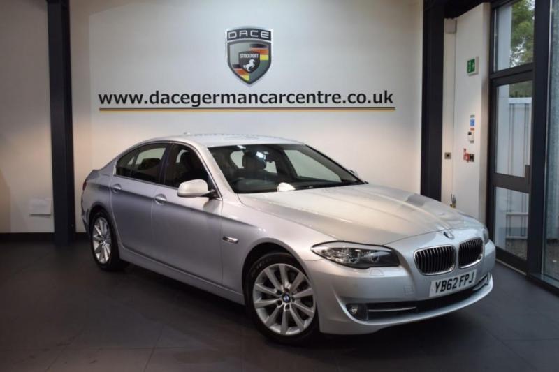 2012 62 BMW 5 SERIES 2.0 520D SE 4DR AUTO 181 BHP DIESEL