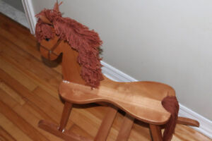 CHEVAL BERCANT 15$