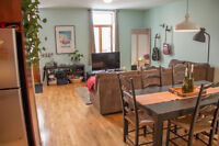 Spacious 2 Bedroom, ATWATER MARKET, Steps from Metro